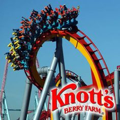 Located Just Minutes From The DisneylandR Resort Knotts Is Place To Go For