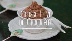 Deixar a mousse de chocolate fora da dieta é um crime, por isso, a melhor forma de continuar com a dieta é emagrecendo essa deliciosa receita. Veja o vídeo e...