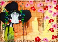 Lovely Lisa Rinnevuo Disney Characters, Fictional Characters, Abstract, Canvas, Artist, Paintings, Tattoo, Photos, Kids