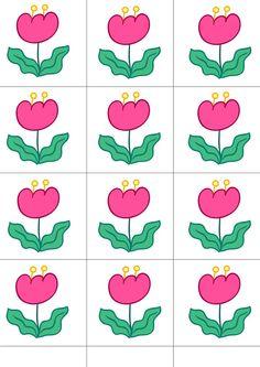 Kindergarten Worksheets, Special Education, Homeschool, Crafts For Kids, Classroom, Math, Puzzle, Spring, School