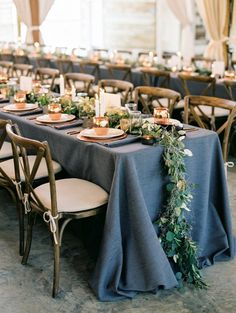 Featured Photographer: The Grovers Photography; wedding reception