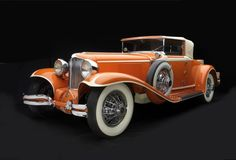 Cord L-29 Cabriolet 1929 Collection of Auburn Cord Duesenberg Automobile Museum Photograph © 2013 Peter Harholdt