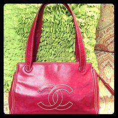CHANEL Handbags - Authentic CHANEL shoulder bag