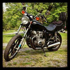1982 Kawasaki KZ 550 LTD