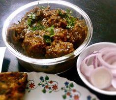Easy Bhuna Gosht recipe - Step by step how to make delicious Indian mutton bhuna (bhuna gosht).