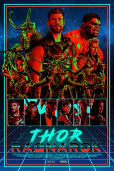 You are watching the movie Thor: Ragnarok on Putlocker HD. Thor is on the other side of the universe and finds himself in a race against time to get back to Asgard to stop Ragnarok, the prophecy of destruction to his Marvel Comic Universe, Comics Universe, Marvel Art, Marvel Cinematic Universe, Marvel Avengers, Marvel Heroes, Marvel Movie Posters, Movie Poster Art, Marvel Movies
