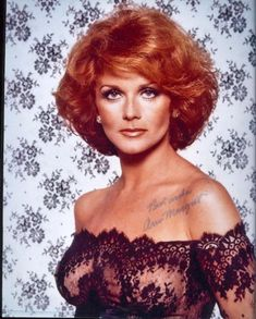 one of the original red headed bombshells