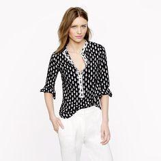Classic & chic! http://www.jcrew.com/womens_feature/NewArrivals/shirtstops/PRDOVR~01287/01287.jsp
