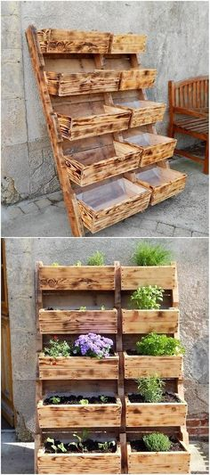 In majority of the houses, you would have probably catch the stylish planter stand in front of the entrance of the house garden that do give the whole house with an impressive look. You can add the planter stand with the various portions of the shelves where you can beautifully add colorful fresh flowers.