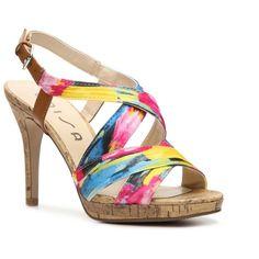 Unisa Destined Sandal ($25) ❤ liked on Polyvore featuring shoes, sandals, unisa sandals, unisa shoes, unisa and unisa footwear