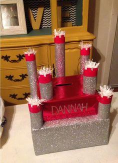 Castle Valentines Box