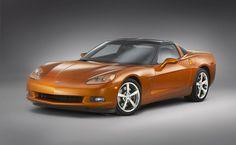 2010 Chevy Corvette HD Wallpaper