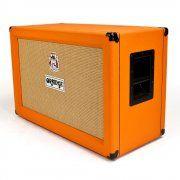 The Orange Closed Back is a 120 watt guitar amplifier speaker that comes equipped with a pair of legendary Celestion Vintage 30 speakers. Electric Guitar And Amp, Guitar Amp, Orange Cabinets, Orange Amps, James Brown, Black Sabbath, Fleetwood Mac, Vintage Guitars, Bon Jovi