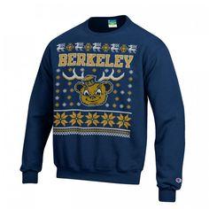 Cal Bears Ugly Holiday Sweater