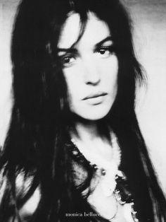 Monica Bellucci by Paolo Roversi Vogue Italia, Sept. 2000