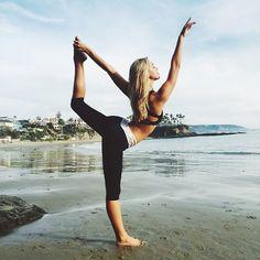 dancers pose #yoga