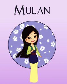 Chibi+Mulan+by+YukiHyo.deviantart.com+on+@deviantART