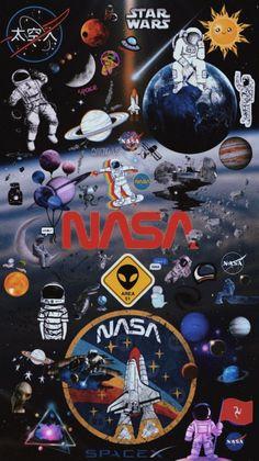 Pepel de parede NASA   Iphone wallpaper nasa, Wallpaper iphone cute, Astronaut wallpaper