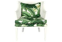 We'll never tire of this palm print!