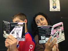 Babymouse for President Photo Contest Winner. Photo credit: @mentortexts2