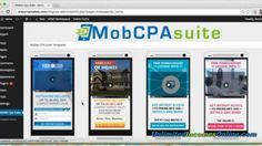 MOB CPA Suite PRO Review and Exclusive Bonus Download https://www.youtube.com/watch?v=hwzu9QWqBwc