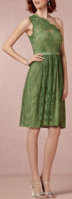 pretty bridesmaid lace dress http://rstyle.me/n/hc3hdr9te