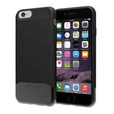 iPhone 6 Incipio EDGE Hard Shell Slider Case - iMobile-Wireless.com   Incipio EDGE Chrome case for iPhone 6 is built for docking with a two part sliding design made of a high-performance, durable Plextonium™ polycarbonate frame and brushed aluminum style finish.
