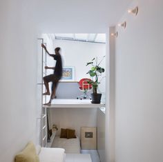 Mikrowohnung, Kleine Wohnungen, Wohnungseinrichtung, Kleiner Lebensraum,  Kleine Räume, 3d Design, Kompaktes Wohnzimmer, Alleine Leben, Sevilla