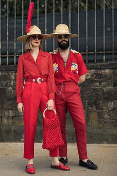 My Favorite Summer Street Style Inspiration From Pitti Uomo