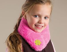 How to make a Cuddle Kid's Cowl- Sew & Quilt With Cuddle Fabric by Mary Gay Leahy - online class by @anniescatalog - Find out more on My Cuddle Corner, our blog http://shannonfabrics.com/blog/2015/04/03/sew-and-quilt-with-cuddle-fabric-online-class/. Cowl features Soft Cuddle from Luxe Cuddle http://www.shannonfabrics.com/luxe-cuddle-br-collection-c-154.html