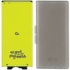 Buy LG Spare Extra Standard Replacement Battery BL-42D1F (Bulk Packaging) For LG G5 with Prime Gadget¢ç Universal Stand Holder Sticker NEW for 31.15 USD | Reusell