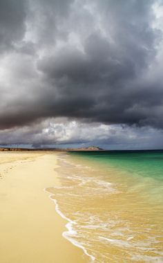 Cabo verde before the storm III