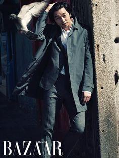 Gong Yoo in Portugal for Harper's Bazaar » Dramabeans » Deconstructing korean dramas and kpop culture