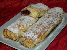 Romanian Food, Romanian Recipes, Pastry And Bakery, Strudel, Cata, Sweet Memories, Sweets Recipes, Something Sweet, Cake Cookies