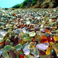 http://www.takhop.com/category/Glasses/ Glass Beach in MacKerricher State Park (near Fort Bragg, California ....
