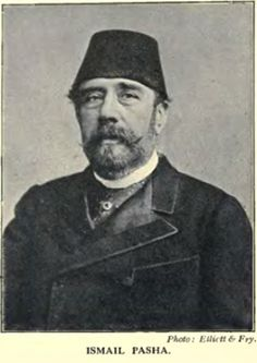 In remembrance of the birth of the Khedive of Egypt, Ismail Pasha  December 31, 1830  Khedive Ismail  The last moments of the founder of the «Egypt which is located in Europe»