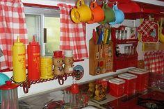 Camper Kitchen Love