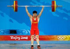 Long Qingquan - Weightlifting - Beijing Olympics 2008 - Mens 56kg
