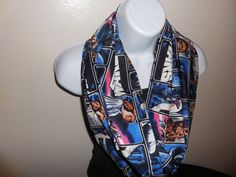 Star Wars Infinty Scarf by just4ulynnahrendt on Etsy