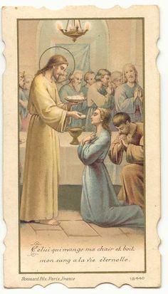 He that eateth my flesh, and drinketh my blood, hath everlasting life. —John 6:55