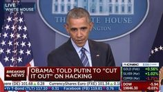 """Obama Blames Russia For Hacking Slams """"Domestic Propagandists"""" For Rise Of """"Fake News"""" As of this moment president Obama is on his way to Hawaii having just concluded his final press conference for 2016 and one of the last in his tenure as president. What did we learn in the rambling speech that lasted nearly two hours and saw one of the White House reporters faint ? Not much that wasn't already insinuated if not proven repeatedly: Obama stuck to the script and said Russia """"in fact"""" had…"""