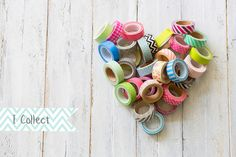 I Collect...Washi Tape