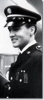 March 5, 1960...Elvis officially discharged from U.S. Army.