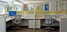 Straighter aligned workstations