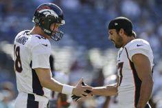 Peyton Manning & Eric Decker