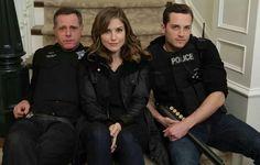 Chicago P.D. | Jason Beghe (Voight), Sophia Bush (Lindsay) and Jesse Lee Soffer (Halstead)