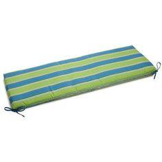 Blazing Needles Monserrat Outdoor Bench Cushion