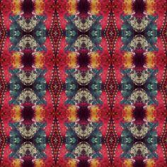 God's Eyez fabric by loriwierdesigns on Spoonflower - custom fabric
