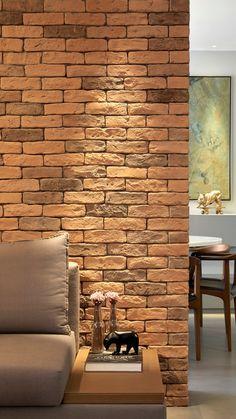 simple home decor Brick Design, Door Design, House Design, Interior Design Sketches, Home Interior Design, Home Deco, Best Bathroom Plants, Diy Furniture Videos, Indian Living Rooms