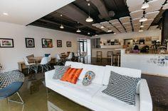 Cafe Con Leche Nord | 2990 West Grand Boulevard, Detroit, | New Center